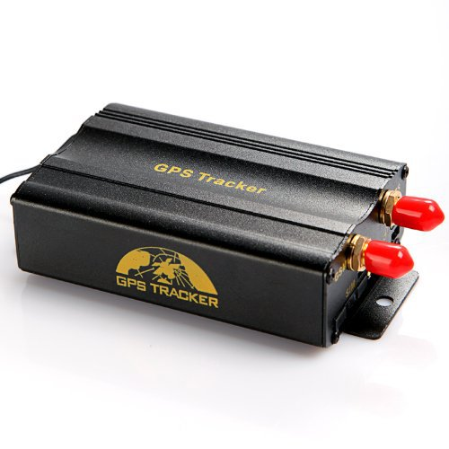 12V 1 set Auto Vehicle TK103B GPS Tracker Car GSM GPRS Tracking Device with Remote Control