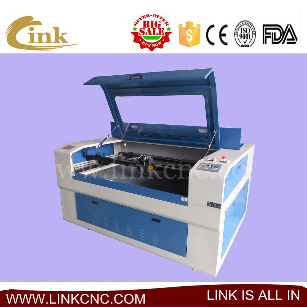 Reduction sale small wood laser cutting machine multi