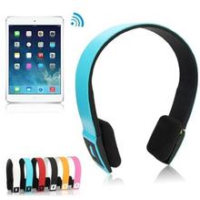 High Quality Stereo HiFi Audio Bluetooth Headset Headphone For iphone Air Mini 2 Retina Display headband bluetooth earphones hot