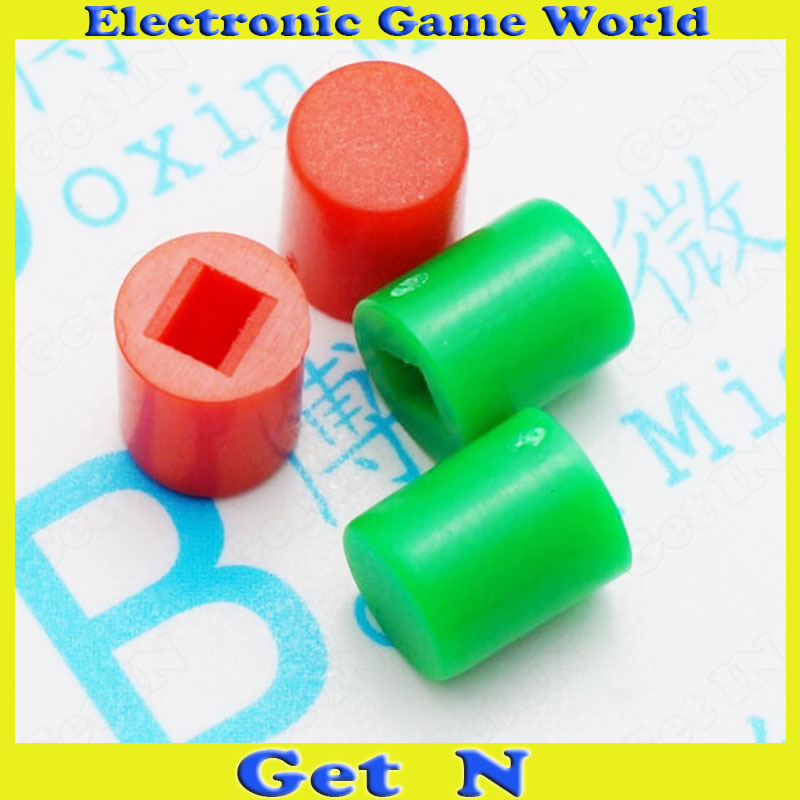 5000pcs A06 6*7 Round Caps for 8.5*8.5 8*8 7*7 5.8*5.8 Type ON/OFF Switches<br>
