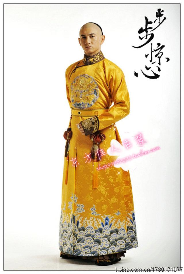 Костюмы Китайских Императоров