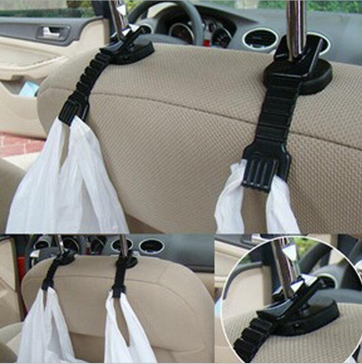 car-styling After car seat hooks For Toyota/BMW/Seat/Fiat/Skoda/Renault/Opel/Mazda/Hyundai/lada/suzuki emblem ca(China (Mainland))