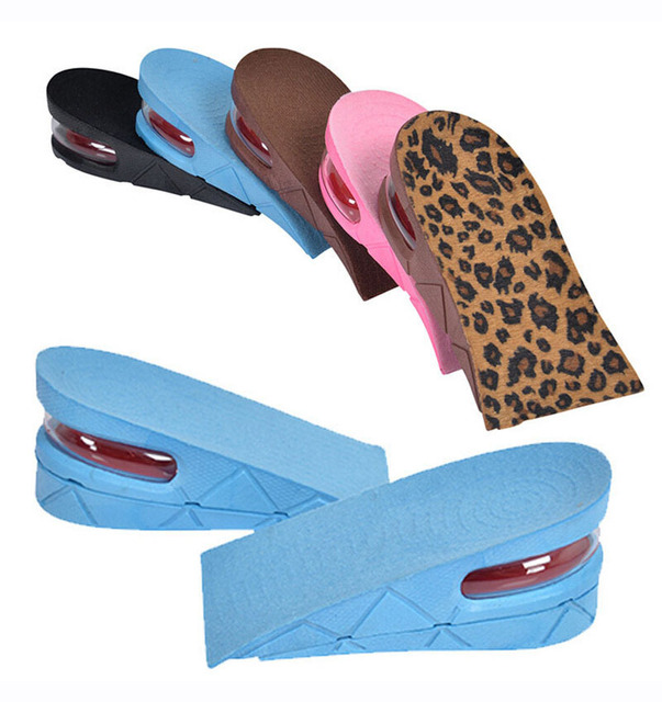 Горячая распродажа 1 пара обуви стелька подушке каблука вставить увеличение высота ...