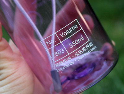 My Bottle Style BPA Free Unbreakable Water Bottle Outdoor Camping Bike Sport Leak proof Bottles for