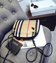 2016 Famous Brand Women Mini Fashion Canvas Crossbody Shoulder Bag For Female Messenger Bag Free Shipping