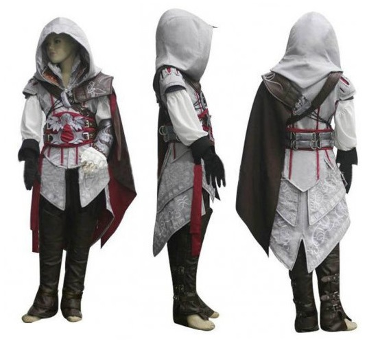 Popular Ezio Costume for Kids-Buy Cheap Ezio Costume for ...