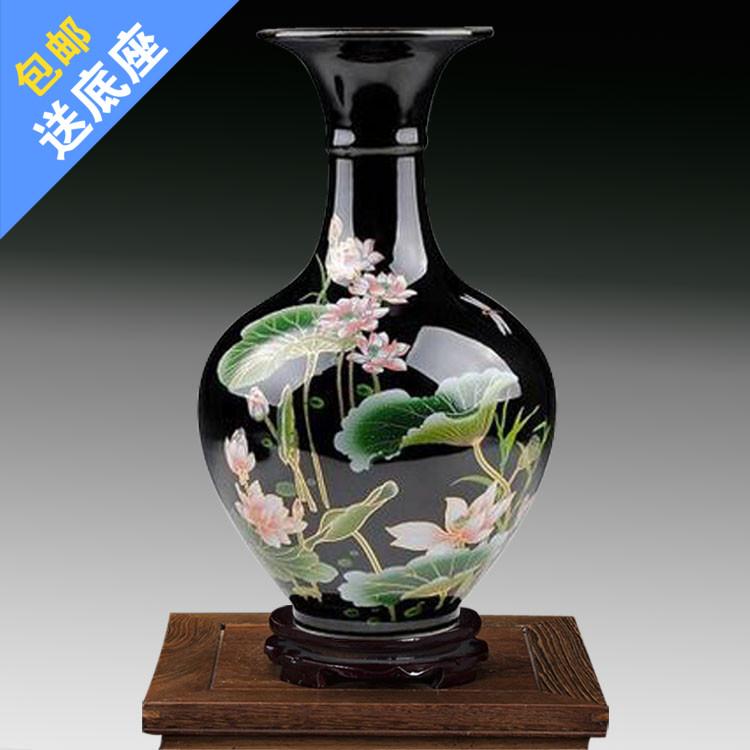 vases noir promotion achetez des vases noir promotionnels sur alibaba group. Black Bedroom Furniture Sets. Home Design Ideas