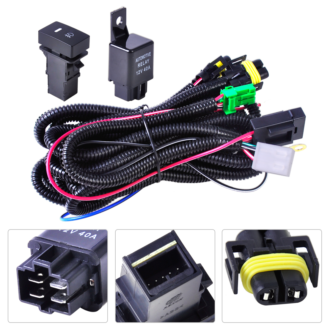 new wiring harness sockets wire switch set for h11 fog wiring fog lights pdf wiring fog lights pdf