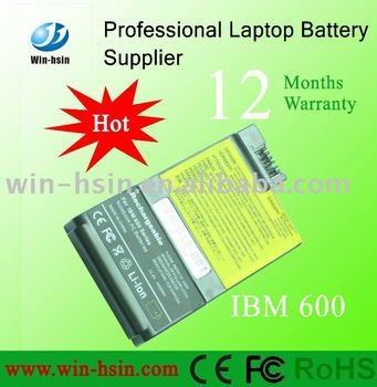 Notebook Battery for IBM ThinkPad 600 600A 600D 660 600E 600X