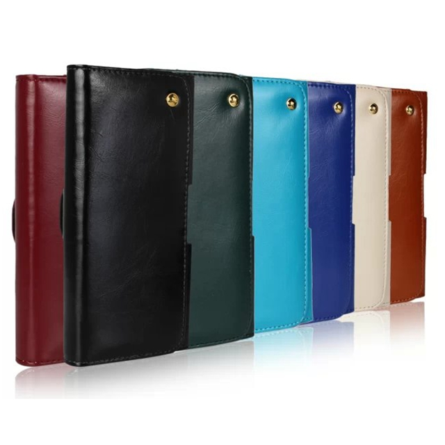 For Apple iPhone 3GS Genuine Leather Belt Case Luxury Belt Clip Holster Pouch Bag Case(China (Mainland))