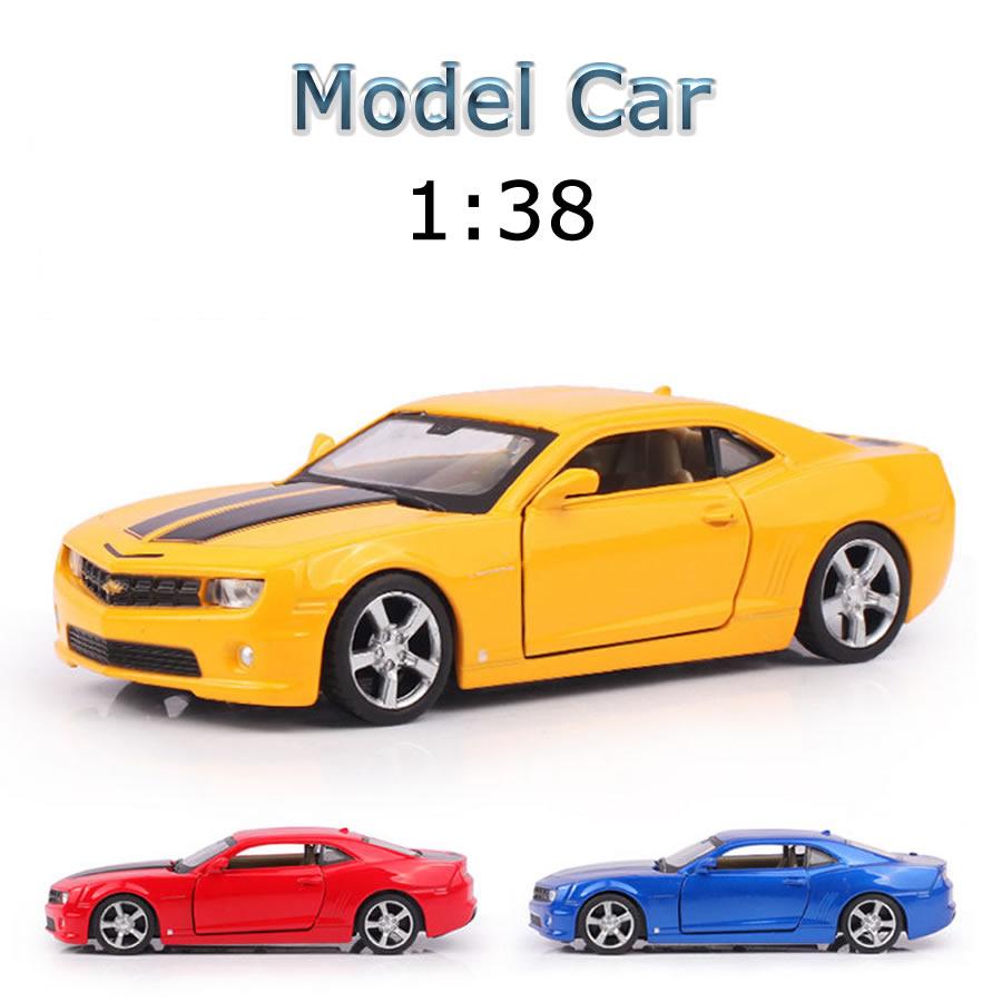 1:38 Scale Model Car Pull Back Car Hot Sale Best Quality Mini Car Metal Car Alloy Car 3Colors FSWOB(China (Mainland))