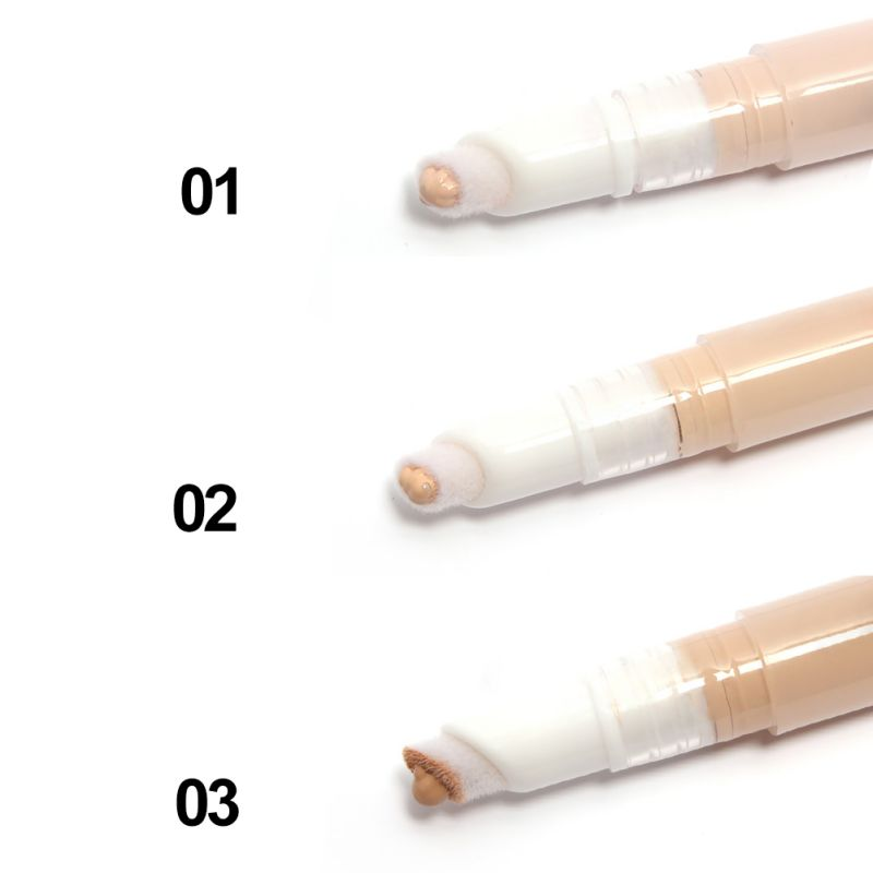 Hot Selling Makeup Face Base Concealer Pencil Blemshes Dark Circles Stick Freckle Remove Cosmetic Maquiagem(China (Mainland))