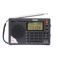 Tecsun PL-380 PL380 radio PLL Digital Portátil Estéreo Radio FM/LW/SW/MW DSP Receptor Agradable