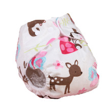 Hot Sales Baby Cloth Diapers Reusable Baby Nappies Washable  Infant  Ajustable Nappies DiapersWinter Summer Style