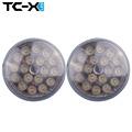 TC X 2pcs Round Car Par36 LED Work Light Ultra Bright Lamp PAR 36 LED light