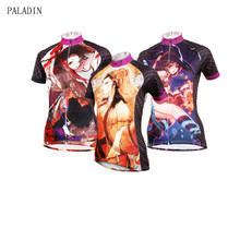 Buy PALADIN 3 Style Women's Summer Short Sleeve Bike Cycling Jersey Shirt Tops MTB Road Bike Bicycle Cycling Clothing Ropa Ciclismo for $17.99 in AliExpress store