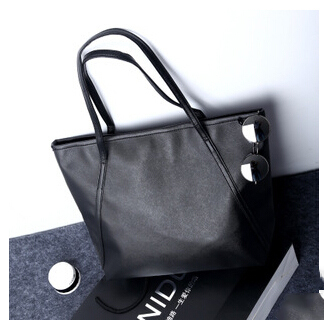 Гаджет  Women handbag 2015 hot sale women big lunch tote pu  leather zipper pouch vintage shoulder bags luxury branded handbags WHC00080 None Камера и Сумки