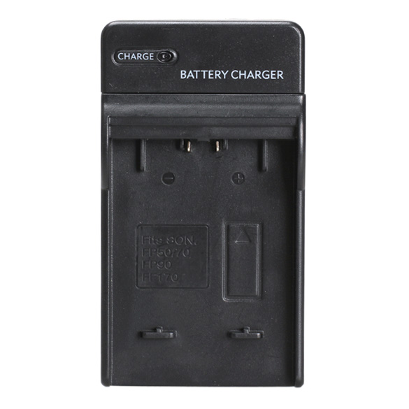 Battery Car Charger for Sony NP-FV50 NP-FV70 NP-FV100 NP-FV30(China (Mainland))