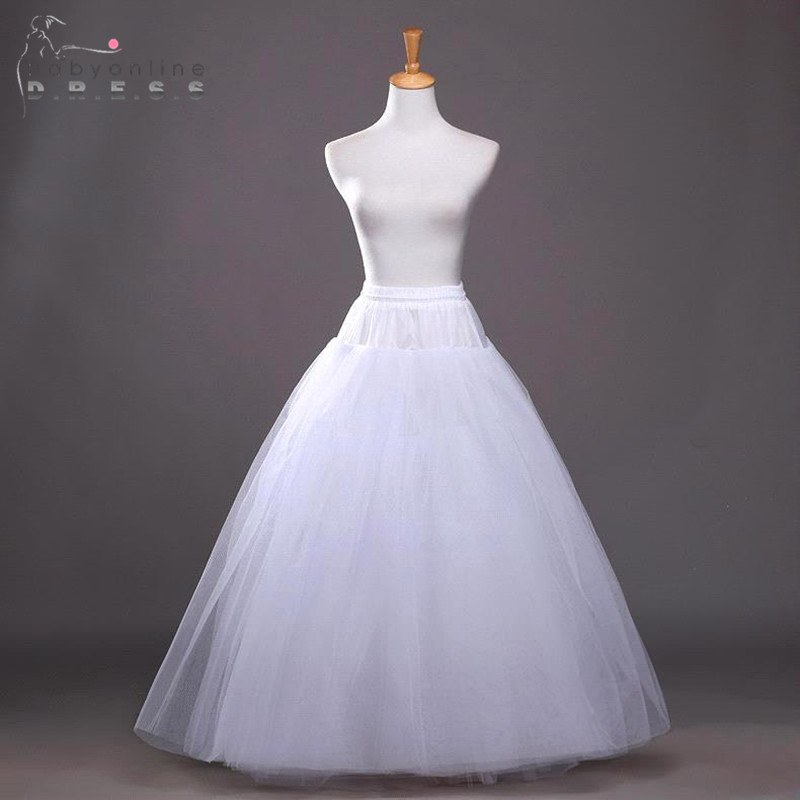 Anagua Cheap Underskirt Ball Gown Petticoat for Wedding Dress 2016 Fluffy Wedding Petticoats Crinoline Free Shipping Jupon(China (Mainland))