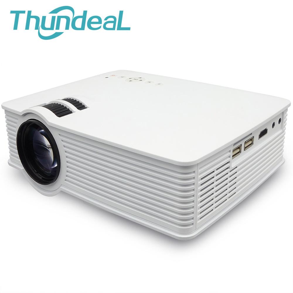 2016 Newest GP9 MINI Projector 800Lumens HD 3D Beamer Proyector Proektor Home Theater Portable HD Video HDMI USB AV SD(China (Mainland))