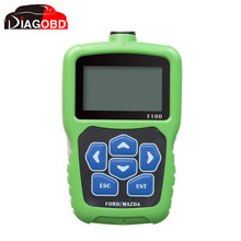 OBDSTAR F-100 For Mazda/Ford Auto Key Programmer No Need Pin Code Support New Models and Odometer(Hong Kong)