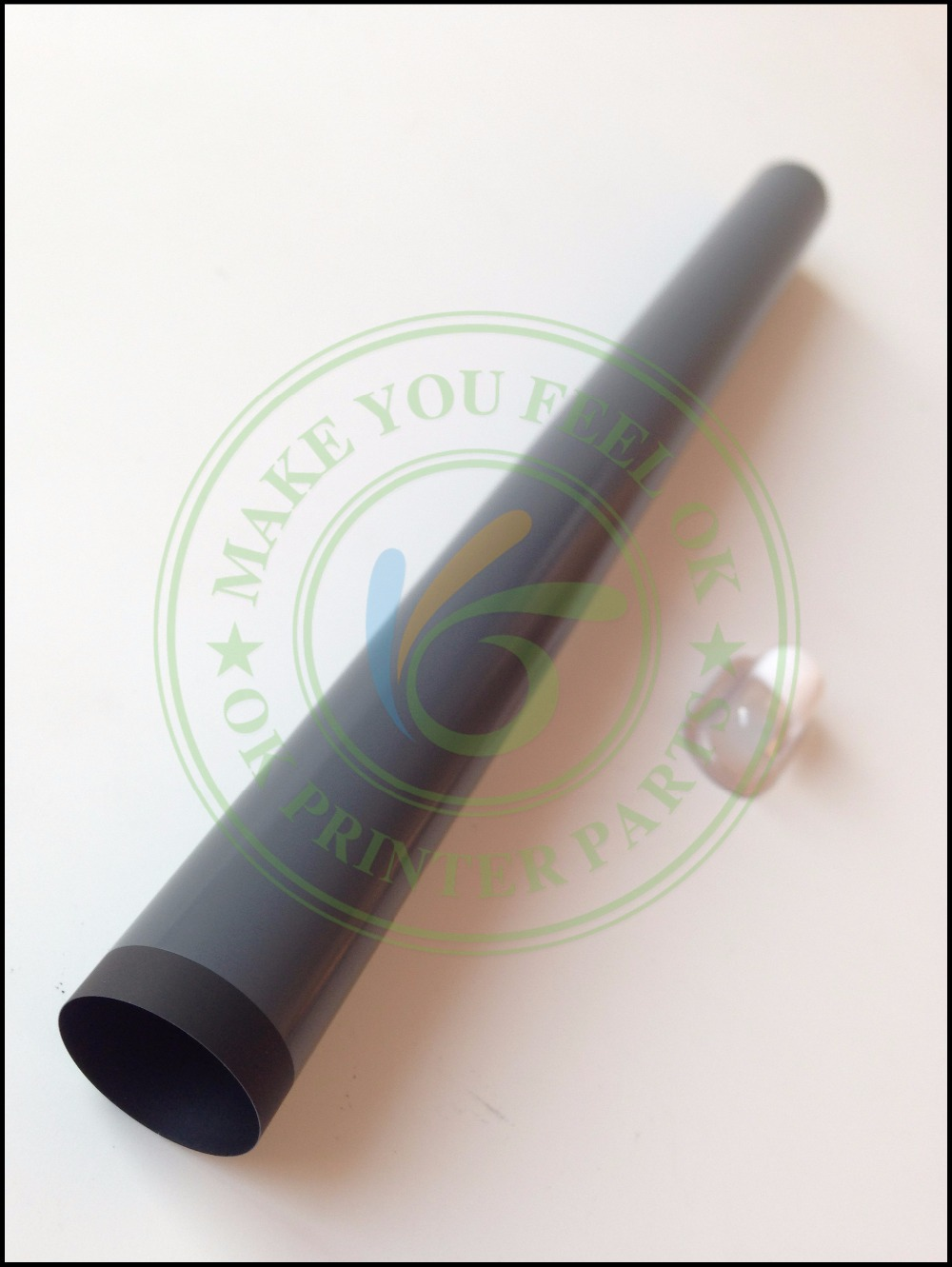 ORIGINAL Fuser film sleeve Fixing Film Sleeve Teflon + grease for HP P2035 P2055 P2030 P2050 M2727 P2014 Pro 400 M400 M401 M425(China (Mainland))