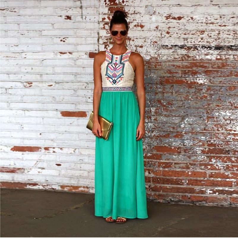 Женское платье Long dress 2015 o maxi dress женское платье summer dress 2015cute o women dress