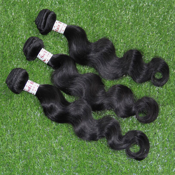 Unprocessed Malaysian Virgin Hair Body Wave 3 Bundles Cheap Malaysian Body Wave Hair 100% Human Hair Weave DHL Shipping<br><br>Aliexpress