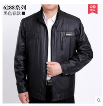 Men's jacket of new fund of 2016 autumn winters Casual jacket Collar business jacket(China (Mainland))