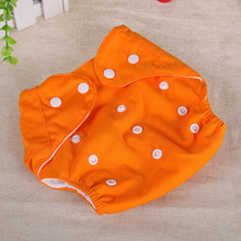 S M L Adjustable Cotton TPU Waterproof Diapers Baby Newborn Nappy Changing Cotton Training Pants Sassy