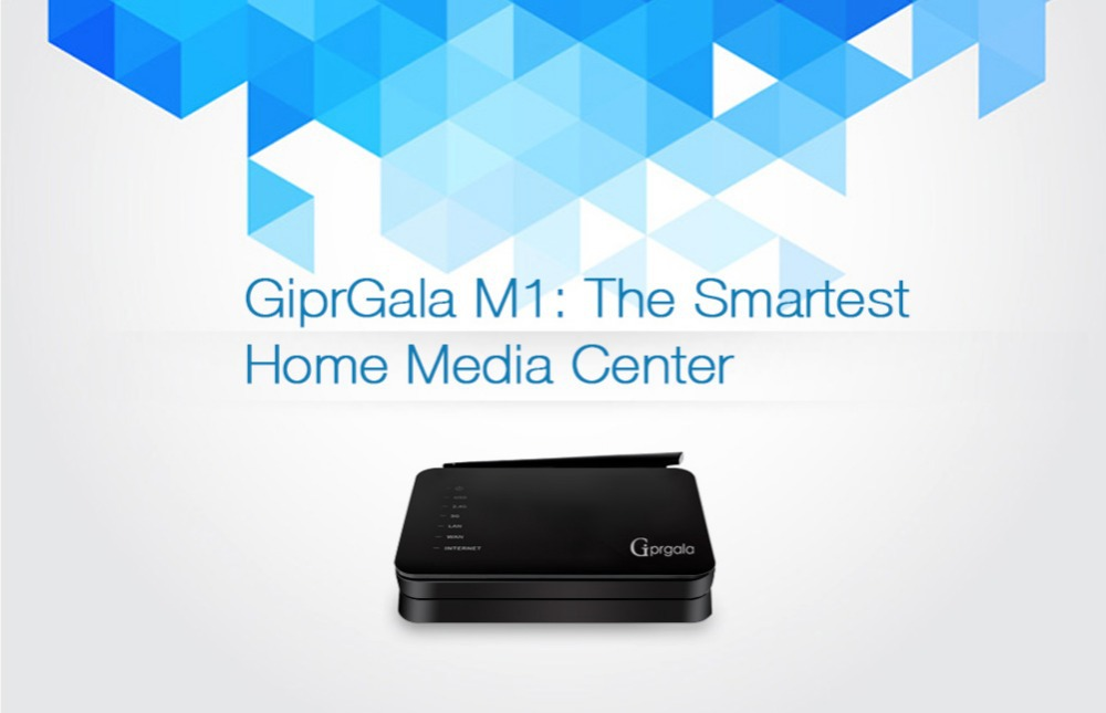 GiprGala Dual-band Smart Router 2.4GHz/5GHz 1167Mbps Support Wifi 802.11 AC. Directly download BitTorrent to USB hard disk(China (Mainland))