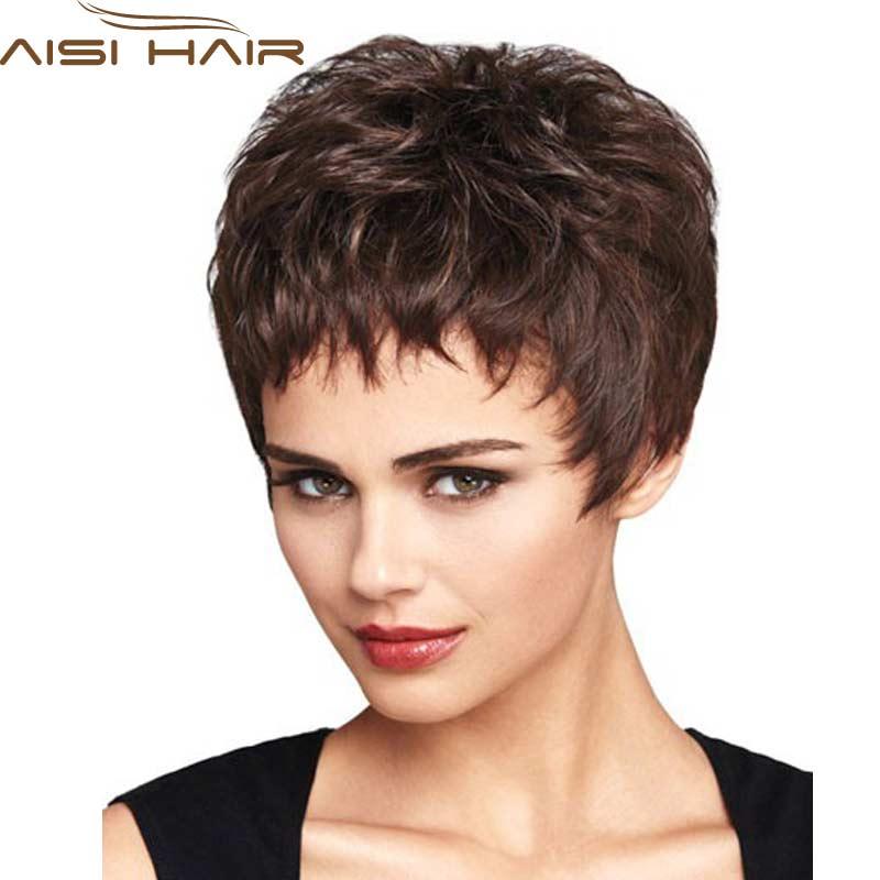 Фото коротких женских стрижек волос