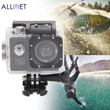 Good Quality 12MP Ultra HD 1080P Waterproof Action Camcorder Sports DV Camera Car Cam(China (Mainland))