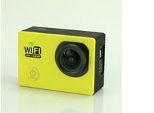 SJ6000 WIFI Action Cameras 12MP Full HD 1080P 30FPS 2.0″LCD Diving 30M Waterproof Sport DV sj6000 digital Camera photo cam