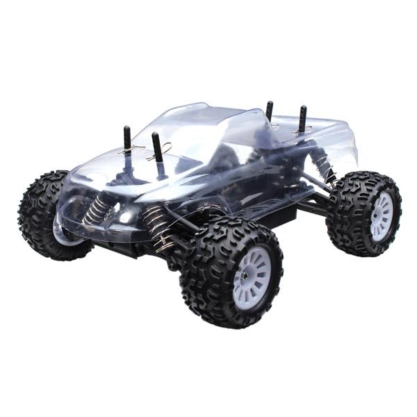 XC DIY Racing 1/18 Monster Car Kit RC Car Kit Brushless Version(China (Mainland))