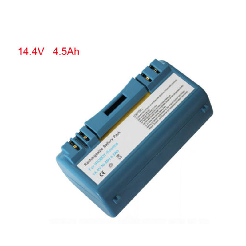 Free Shipping Replacement 14.4V 4.5Ah Battery for iRobot Scooba 350 590 5800 6000 34001 New Vacuum Cleaner Accessories Part(China (Mainland))