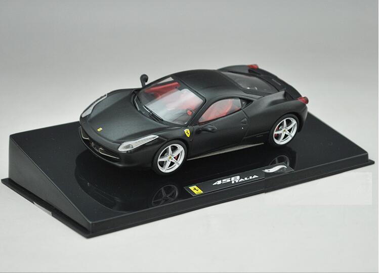 HotWheels Elite 1:43 Die-casts 458 ITALIA/Red/Black/Toy/Model Car(China (Mainland))