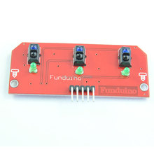 5pcs/lot 3-way Tracking Module Hunt Modules For ARDUINO Robot Accessories FZ0580 Free Shipping