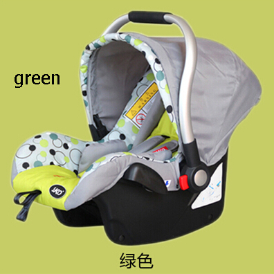 Free Shipping Child Car Safety Seats Baby Basket Portable 4 colors Baby Car Sleeping Basket Baby Car Seats/Child safe car seats(China (Mainland))