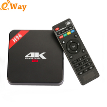 Buy Newest H96 Rockchip RK3229 Android 6.0 tv box 1G 8G Quad Core Streaming Media Player 10/100M LAN 4K Wifi USB 2.0 Smart TV Box for $40.52 in AliExpress store