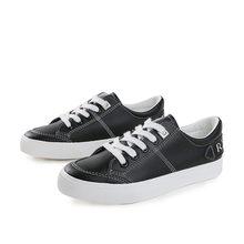Kadın rahat ayakkabılar 2018 Yaz Yeni Kadın deri ayakkabı Karışık Renk Moda Sneakers Zapatillas Deportivas Mujer 35-40(China)