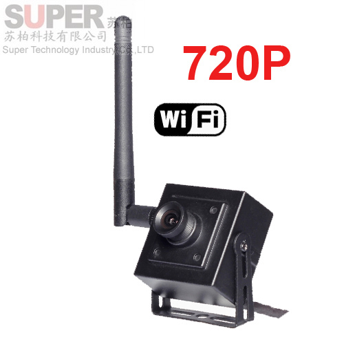 option 3.6mm/6mm Lens H.264 wifi camera P2P Mini Wifi IP camera 720P Full Hd IP Wireless Cctv Security Camera Support Phone<br><br>Aliexpress