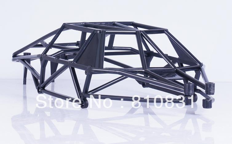 Freeshipping Baja 5T Baja 5SC black plastic cage full protection roll cage<br>