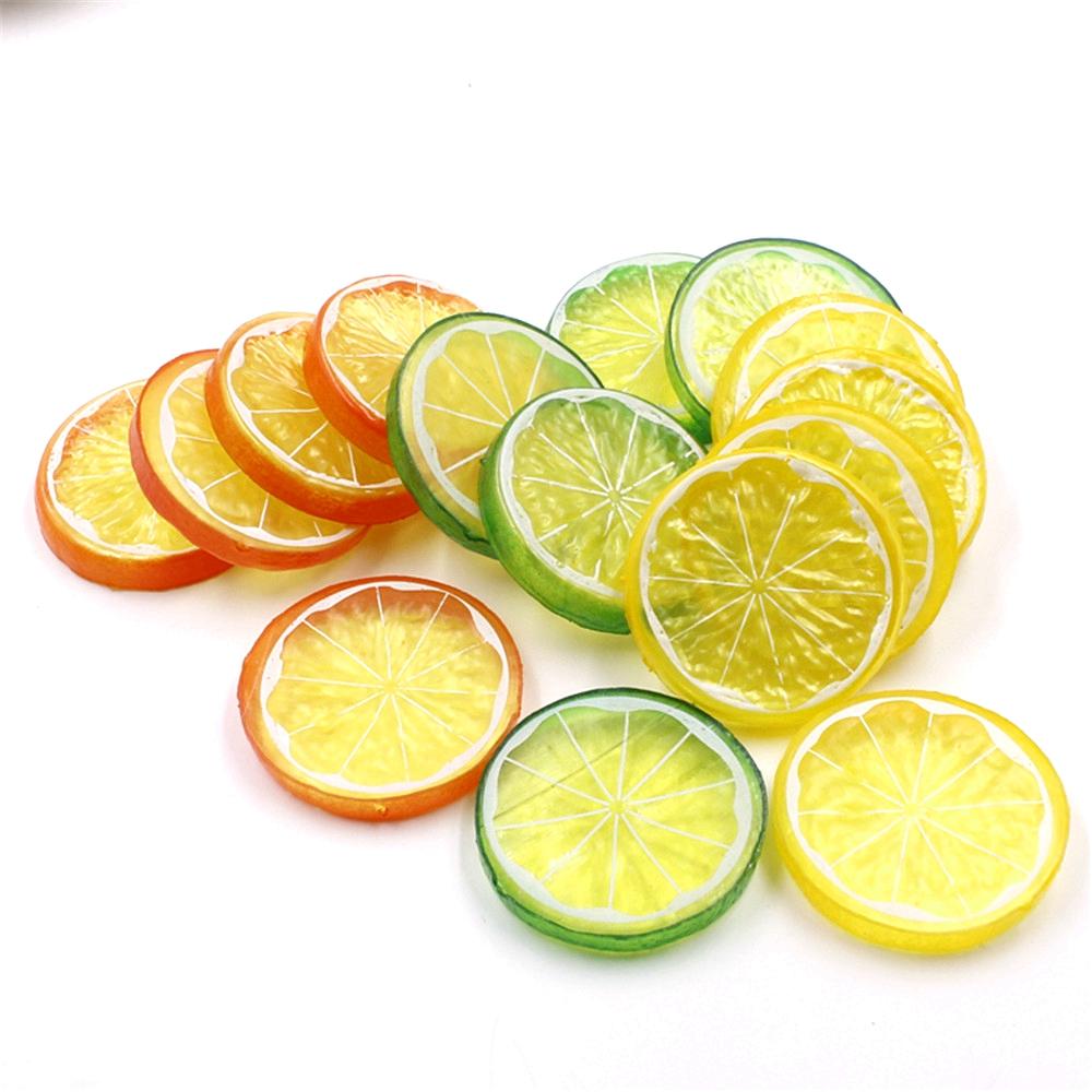 Promoci n de decoraciones de cocina fruta compra - Frutas artificiales para decoracion ...