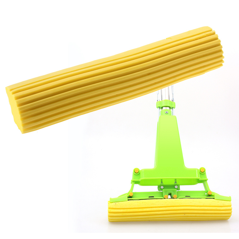 New 2pcs Household Sponge Mop Head Refill Replacement Home Floor Cleaning Tool Free Shipping NVIE(China (Mainland))