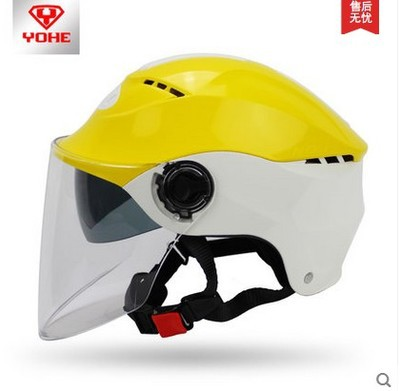 New arrivel brand YOHE fashion safety helemts for motorcycle and electric bicecyle fit women summer helmets(China (Mainland))