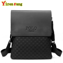 2016 Polo men messenger bag crossbody bags for men small luxury brand men's travel shoulder bags designer handbags high quality