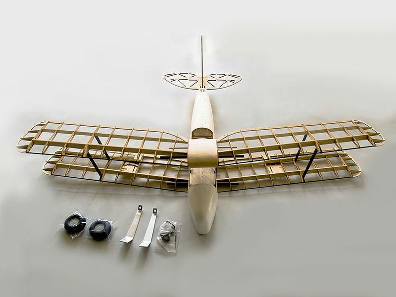 Детская игрушка N/a DIY RC Tiger Moth