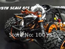 Free Shipping-1/5 scale 29cc baja 5B + Thor Pipe + CNC Gear 18T/56T + 2.4G RTR(China (Mainland))