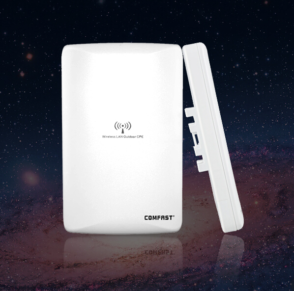 Free shipping COMFAST WIFI router wireless bridge outdoor CPE 300Mbps AR9341 wi-fi access point with dual 16dBi WIFI antenna(China (Mainland))